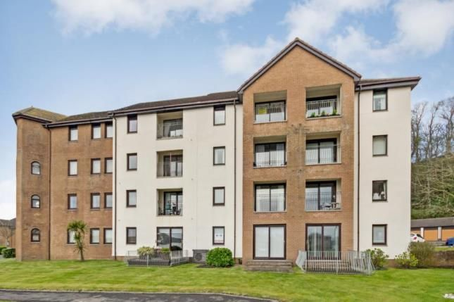 Thumbnail Flat for sale in Underbank, Largs, North Ayrshire
