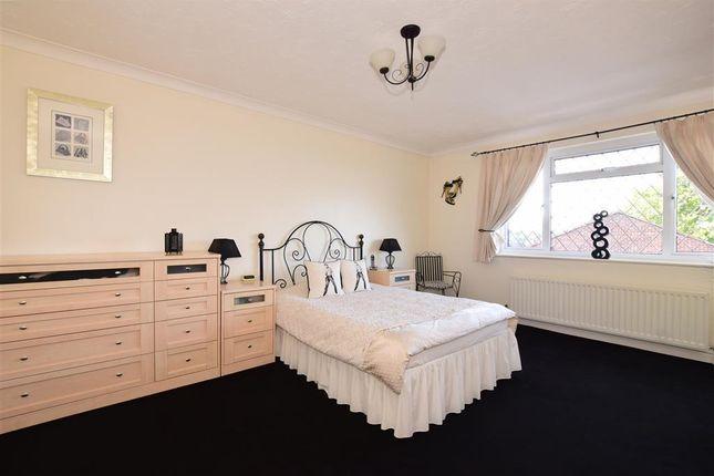Master Bedroom of Ryegrass Close, Walderslade, Chatham, Kent ME5