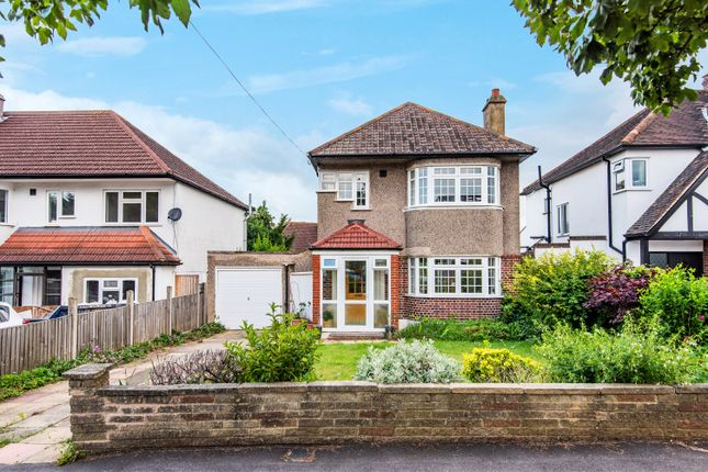 Thumbnail Detached house for sale in The Avenue, West Wickham