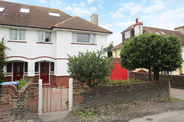 Thumbnail End terrace house for sale in Holly Gardens, Cliftonville, Margate