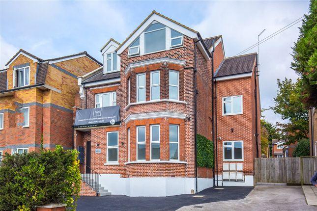 Thumbnail Flat for sale in Park Road, New Barnet, Barnet