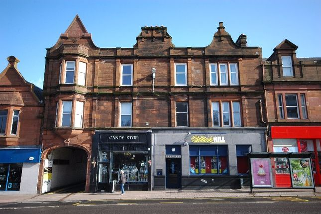 Thumbnail Flat to rent in Burns Statue Square, Ayr, South Ayrshire