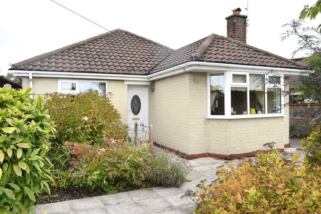 Thumbnail Detached bungalow for sale in Saughall Road, Blacon, Chester