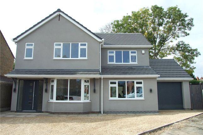 Thumbnail Detached house for sale in Devas Gardens, Spondon, Derby