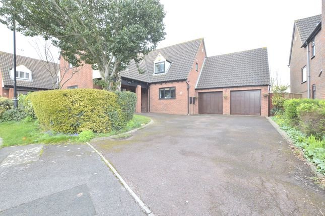 Thumbnail Detached house for sale in Kings Gate, Tewkesbury, Gloucestershire