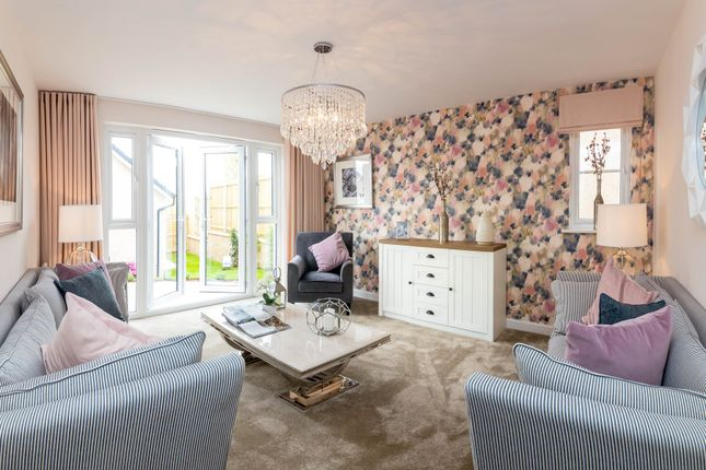 """Thumbnail Detached house for sale in """"Edinburgh"""" at Newtonmore Drive, Kirkcaldy"""
