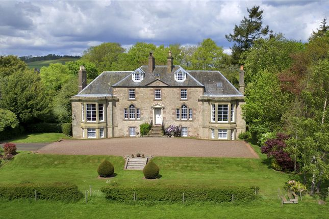 Thumbnail Property for sale in Cairnbank House, Duns, Berwickshire
