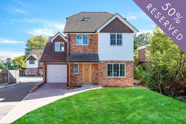 Thumbnail Detached house for sale in Mill Hill Lane, Brockham