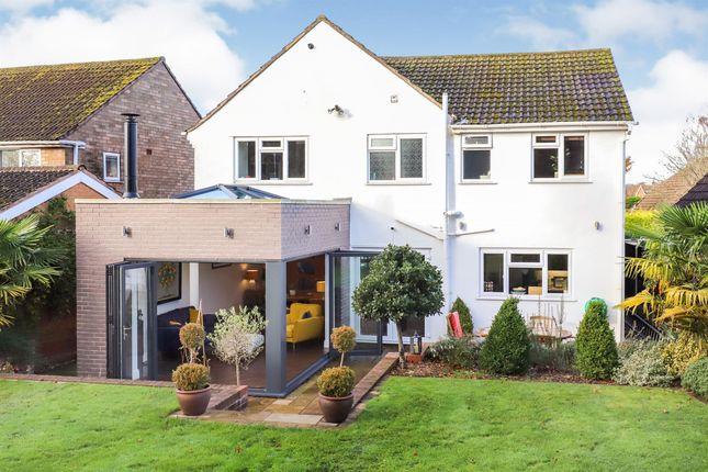 Thumbnail Detached house for sale in Lodge Crescent, Hagley, Stourbridge