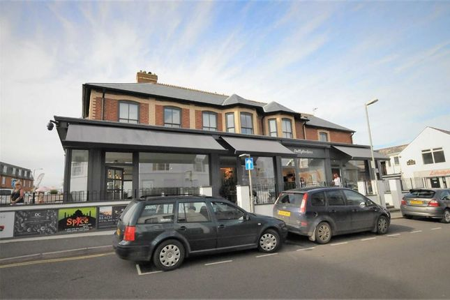 Thumbnail Flat to rent in Princes Street, Bude, Cornwall