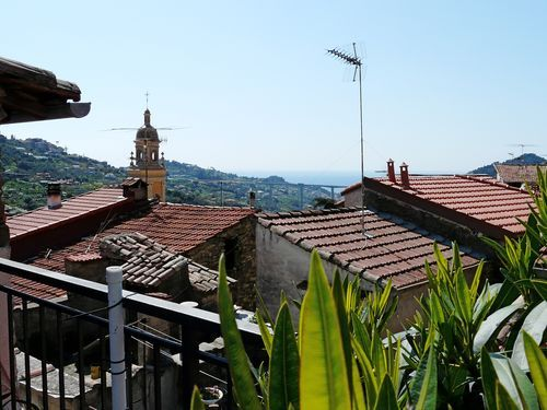 2 bed town house for sale in Vallebona, Imperia, Liguria, Italy