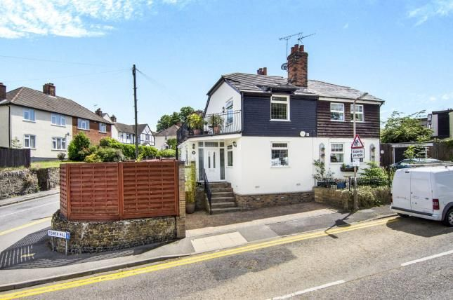 Thumbnail Semi-detached house for sale in Brentwood, Essex, .