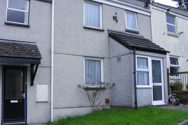 Thumbnail Terraced house to rent in Trelawney Close, Torpoint