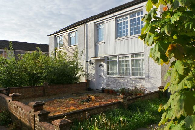 Thumbnail Terraced house to rent in Wallington Court, Fareham