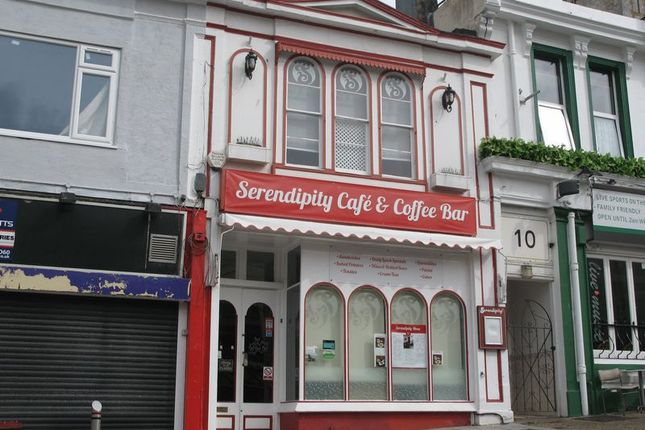 Restaurant/cafe for sale in The Terrace, Torquay