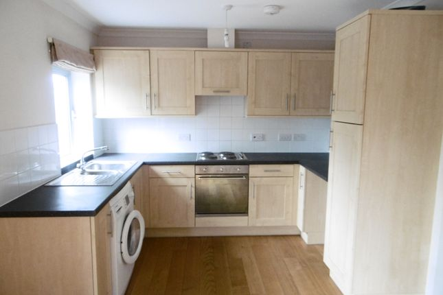 Thumbnail Flat to rent in High Street, Biggleswade