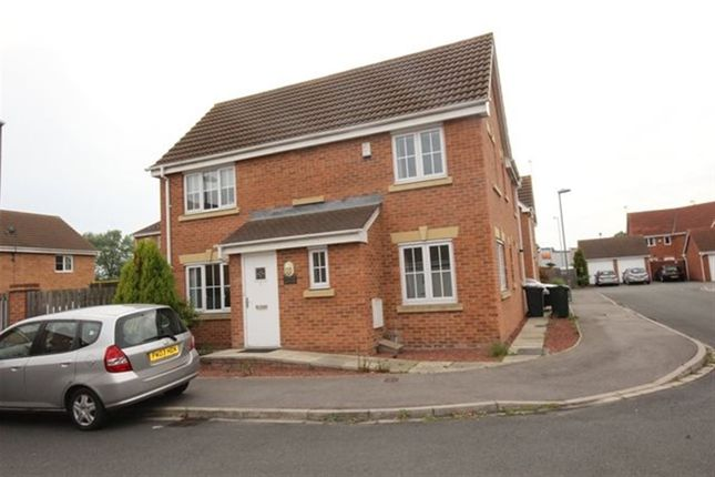 Thumbnail Detached house to rent in Abbots Mews, Selby