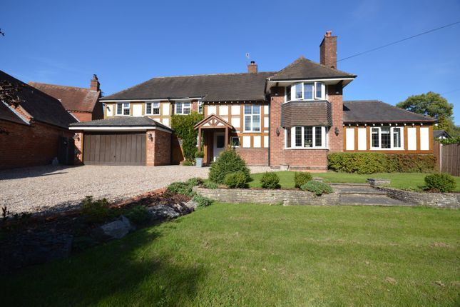 Thumbnail Detached house for sale in Tanners Green Lane, Wythall, Birmingham
