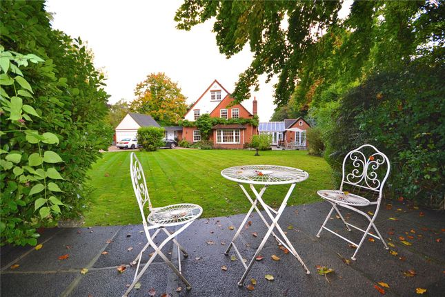 Thumbnail Detached house for sale in Mount Avenue, Hutton, Brentwood, Essex
