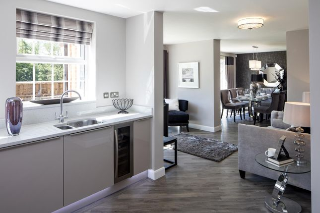 """Thumbnail Detached house for sale in """"Arbury"""" at Adlington Road, Wilmslow"""