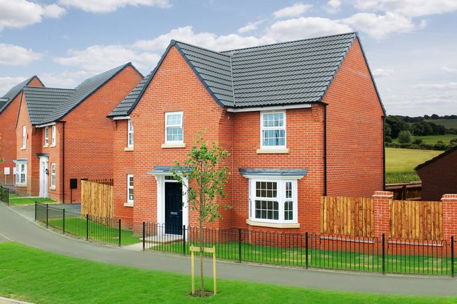 """Thumbnail Detached house for sale in """"Mitchell"""" at Barnsley Road, Flockton, Wakefield"""