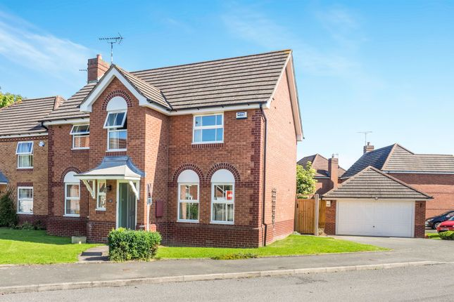 Thumbnail Detached house for sale in Wake Grove, Chase Meadow Square, Warwick