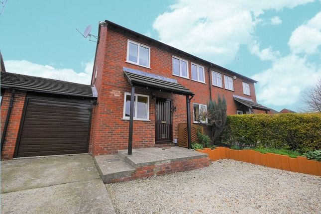 Thumbnail Semi-detached house to rent in Queen Elizabeth Close, Didcot