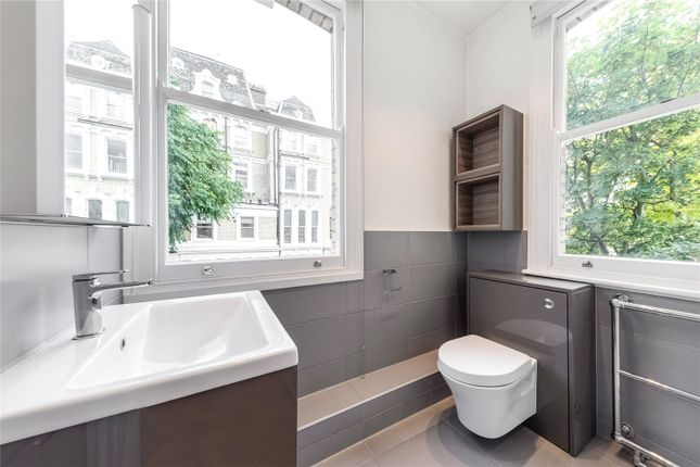Second Bathroom of Redcliffe Square, London SW10