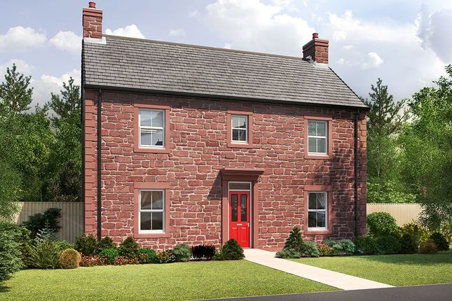 "Thumbnail Detached house for sale in ""Harrow"" at Bongate, Appleby-In-Westmorland"