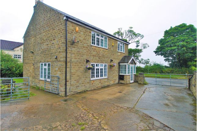 Detached house for sale in Astwith Common, Chesterfield
