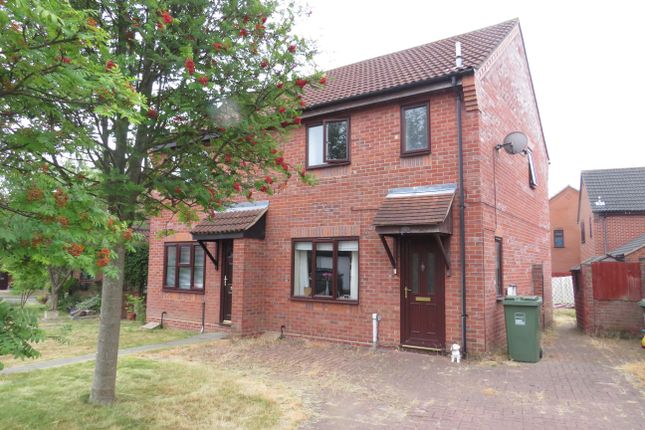 Thumbnail Property to rent in Campion Close, North Walsham