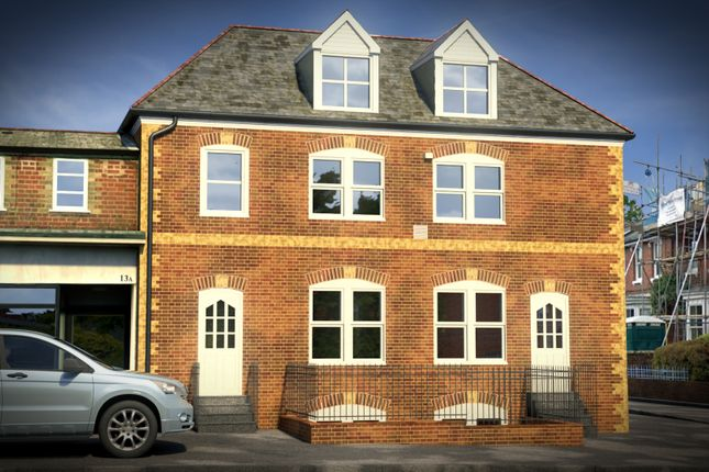 Thumbnail Semi-detached house for sale in Western Road, Winchester
