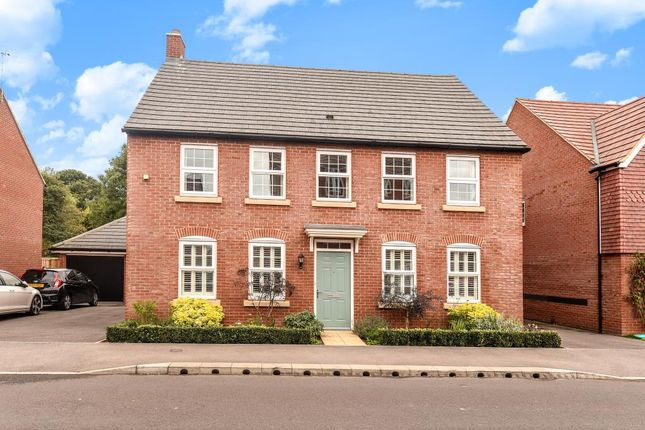 Thumbnail Detached house for sale in Chilton Field Way, Chilton