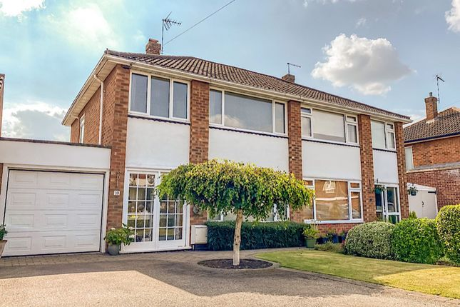 3 bed semi-detached house for sale in Leighton Close, Leamington Spa CV32
