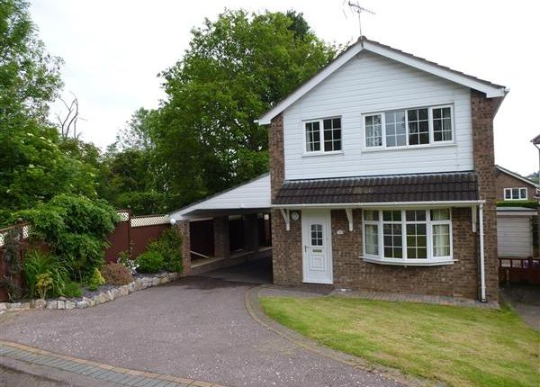 Thumbnail Detached house to rent in Deans Gardens, The Danes, Chepstow