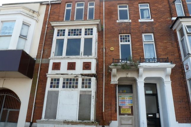 Thumbnail Flat for sale in Scarbrough Avenue, Skegness, Lincolnshire
