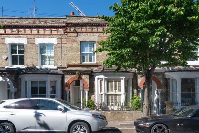 Redmore Road, Brackenbury Village, London W6
