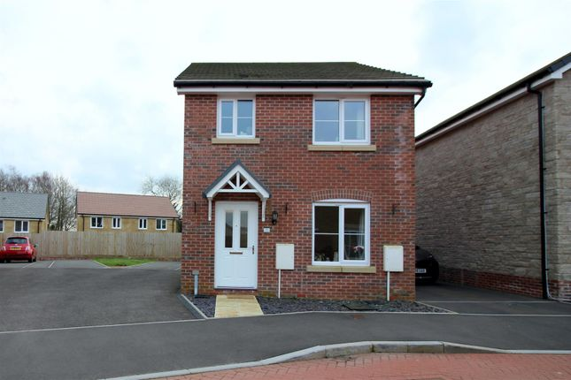 Thumbnail Detached house for sale in Clos Meredith, Coity, Bridgend