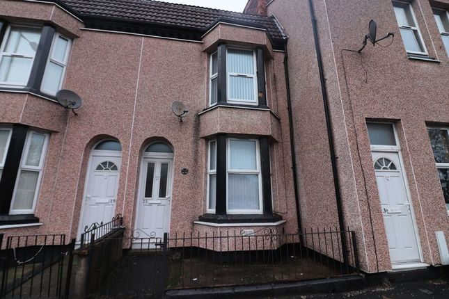 Thumbnail Property to rent in Peel Road, Bootle