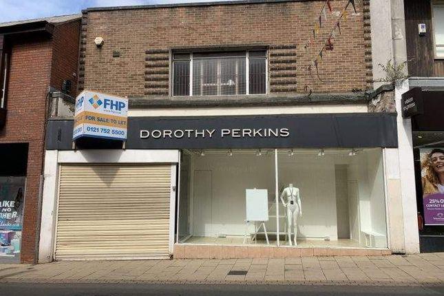 Thumbnail Retail premises for sale in 10-12 Castle Street, 10-12 Castle Street, Hinckley