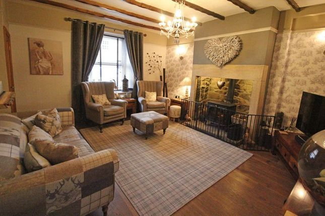Thumbnail Terraced house for sale in Ratcliffe Road, Haydon Bridge, Hexham
