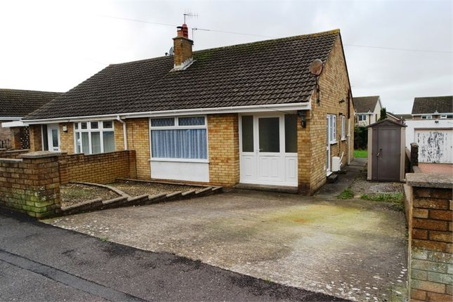 Thumbnail Semi-detached bungalow for sale in Mountain View, Broadlands, North Cornelly, Bridgend, Mid Glamorgan