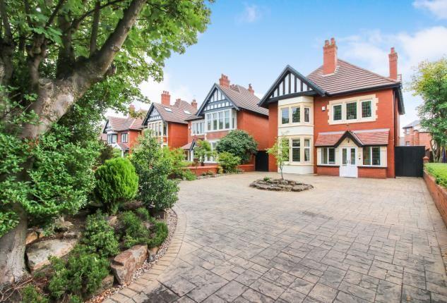 Thumbnail Detached house for sale in St Annes Road East, Lytham St Annes, Lancashire, England