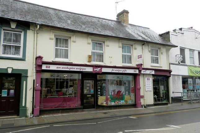 Thumbnail Terraced house for sale in Sycamore Street, Newcastle Emlyn