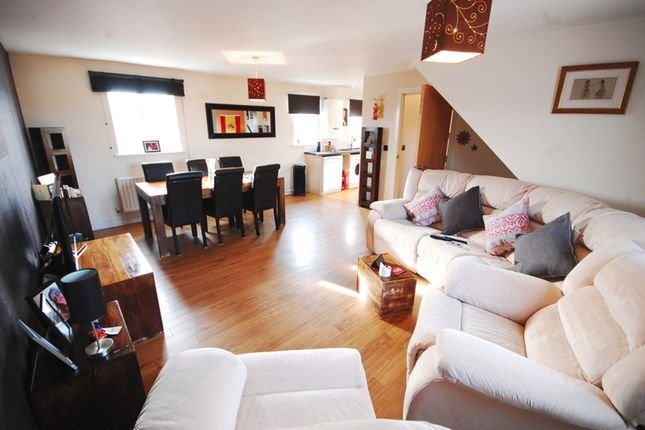 Thumbnail Maisonette for sale in Beeleigh Link, Chelmer Village, Chelmsford
