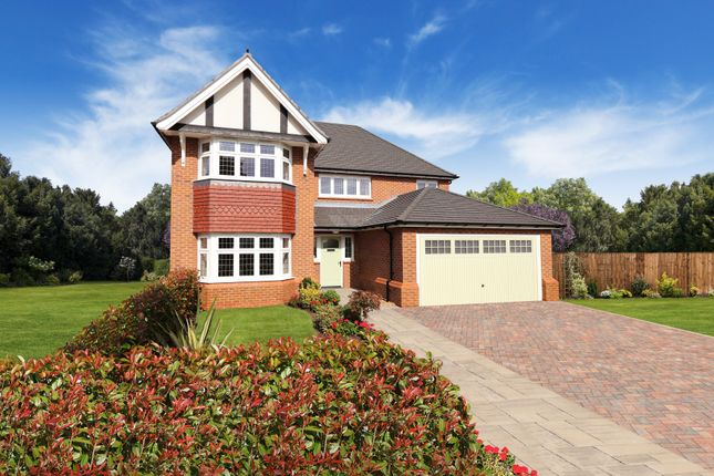 Thumbnail Detached house for sale in Plots 330 & 331 The Henley, Redrow At Abbey Farm, Lady Lane, Swindon, Wiltshire