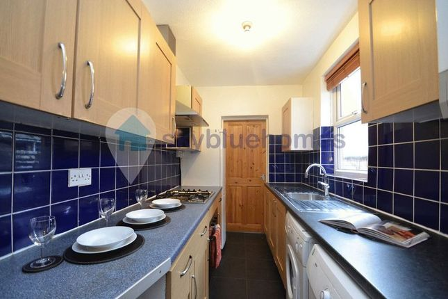 Thumbnail Terraced house to rent in Western Road, Leicester