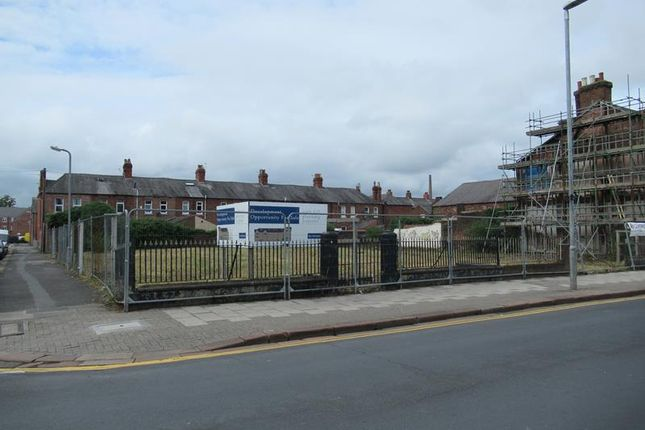 Thumbnail Land for sale in Former Prince Of Wales Site, 96 - 104 Denton Street, Denton Holme, Carlisle, Cumbria