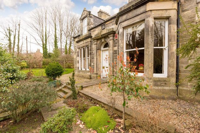 Thumbnail Detached house for sale in 21 Newbattle Road, Eskbank