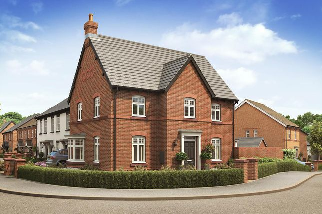 "Thumbnail Detached house for sale in ""Hollinwood (Rural)"" at Tarporley Business Centre, Nantwich Road, Tarporley"